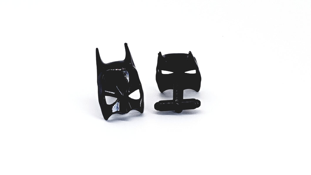 Batman Themed Cufflinks - Crazy Cuffs