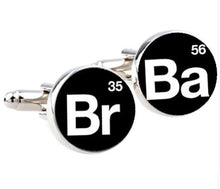 Load image into Gallery viewer, Breaking Bad Cufflinks - Crazy Cuffs