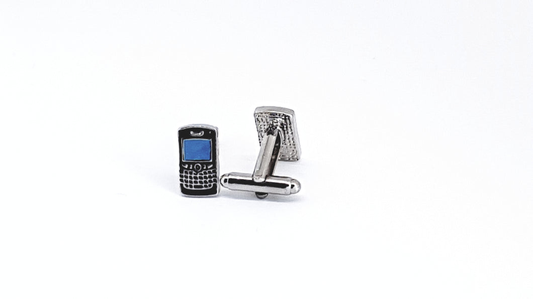 Classic Mobile Phone Cufflinks - Crazy Cuffs