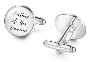 Father of the Groom Cufflinks - Crazy Cuffs