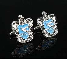 Load image into Gallery viewer, Harry Potter Ravenclaw Cufflinks - Crazy Cuffs