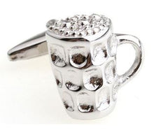 Load image into Gallery viewer, Beer Lovers Cufflinks - Crazy Cuffs