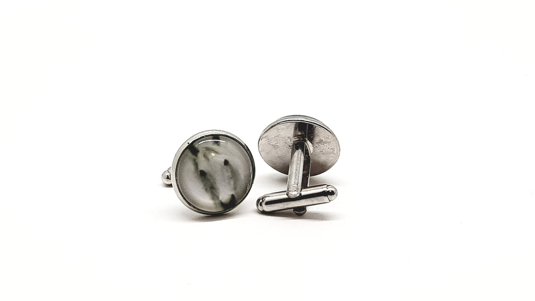 Spring Carnival Time - Horse Cufflinks - Crazy Cuffs