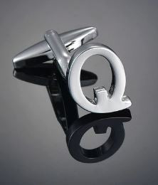 Single Letter Q Cufflink - Crazy Cuffs