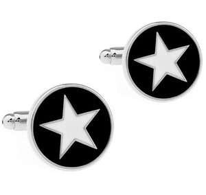 Star Cufflinks - Crazy Cuffs