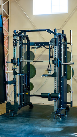 The Jacked Up Power Rack