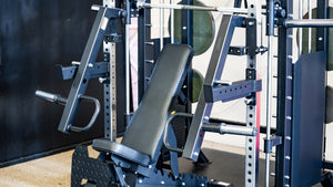 Jammer Arm Attachment for Jacked Up Power Rack