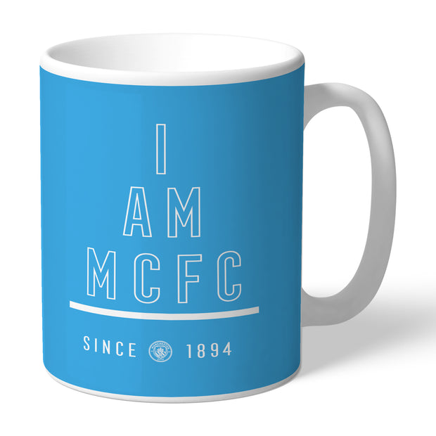 Manchester City FC I Am Mug