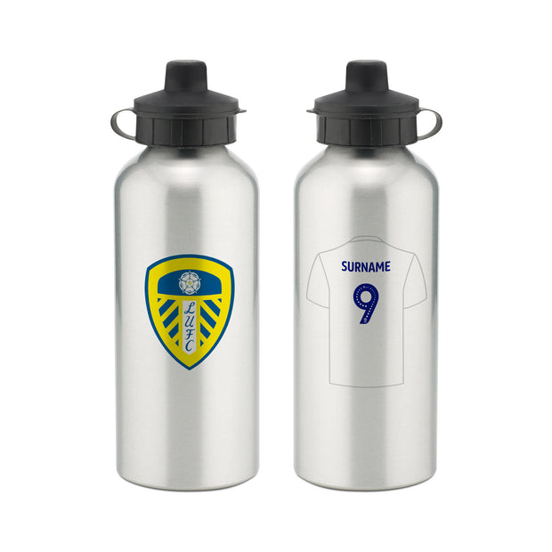 Leeds United FC Aluminium Water Bottle