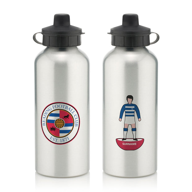Reading FC Player Figure Water Bottle