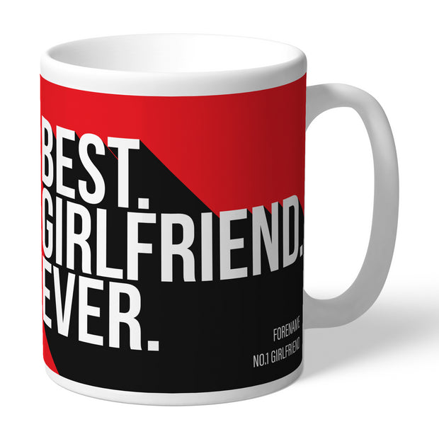 Sheffield United Best Girlfriend Ever Mug
