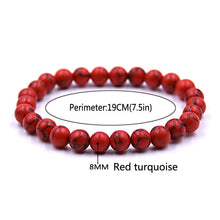 Load image into Gallery viewer, Red Beads Bracelet