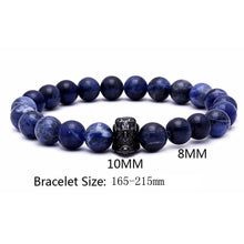 Load image into Gallery viewer, Majestic blue bracelet