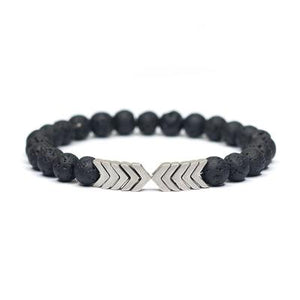 Yoga magnet arrow Bracelet