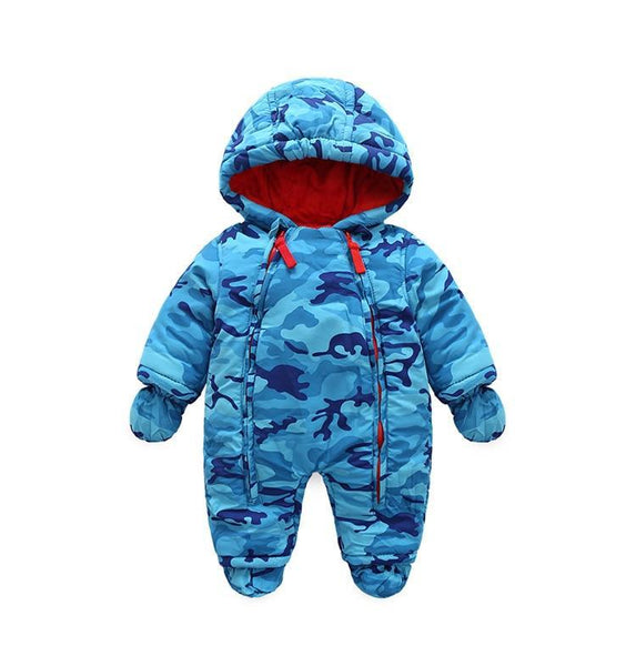 Toddlers Overall snow wear