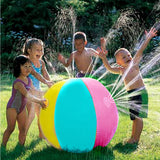 Inflatable Beach Ball Water Jet