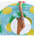 Inflatable Pineapple Tube