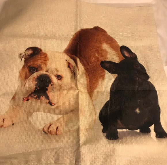 Cushion Covers, Cushion Cover, Crazy Dog Lady