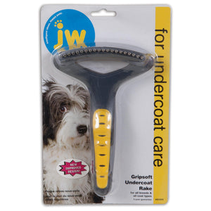 Gripsoft Undercoat Rake - Regular, Rake, Crazy Dog Lady