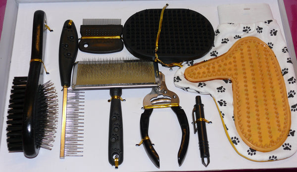 Dog Grooming Kit, Grooming, Crazy Dog Lady