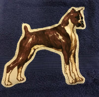 Hand Towel - Ready Made Designs, Towel, Crazy Dog Lady
