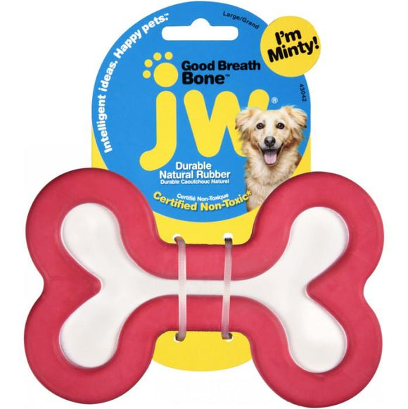 JW Good Breath Bone, Toys, Crazy Dog Lady