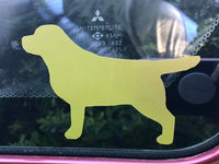 Stickers - Labrador, Sticker, Crazy Dog Lady