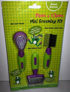 Small Animal Grooming Kit, Grooming, Crazy Dog Lady
