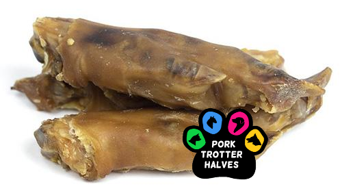 Pork Trotters, Dog Treats, Crazy Dog Lady