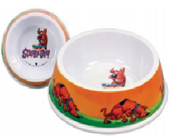 Scooby Doo Dog Bowl, , Crazy Dog Lady