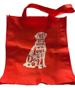 Tote Bags - Ready Made Designs, Bags, Crazy Dog Lady