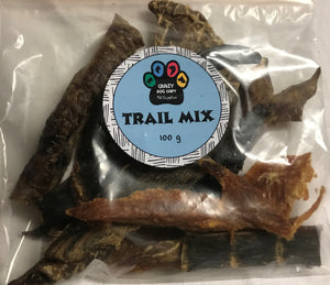 Trail Mix, Dog Treats, Crazy Dog Lady