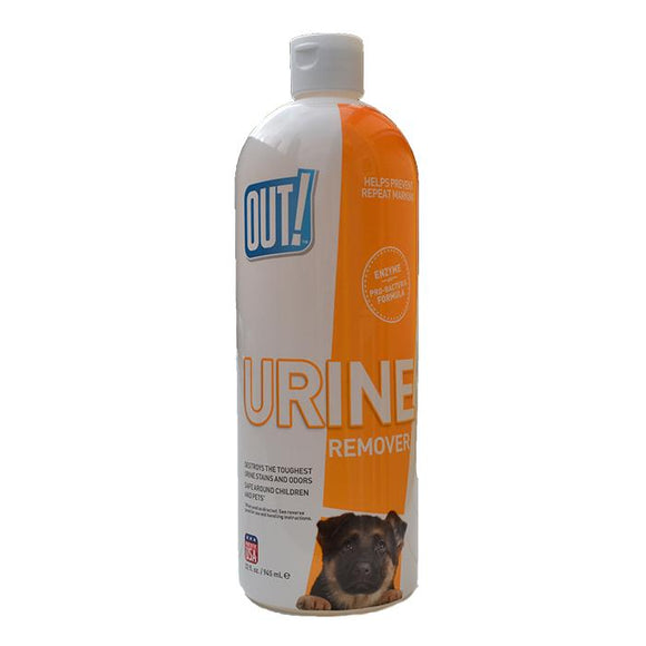 OUT! Petcare Urine Remover, Cleaner, Crazy Dog Lady
