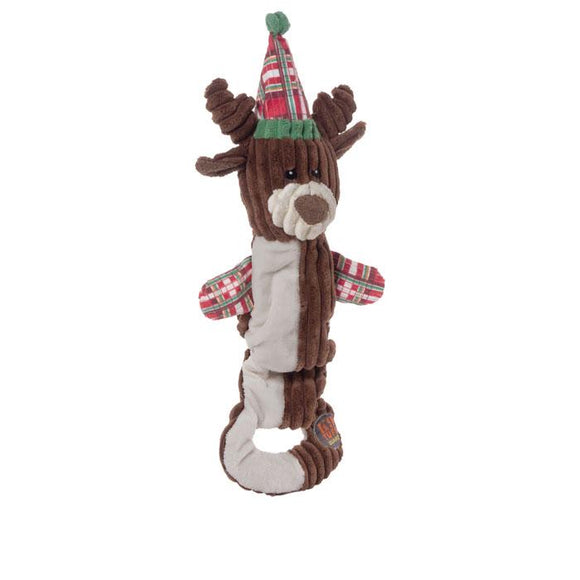 Christmas Lil Carolers Reindeer 40.5 cm, Toys, Crazy Dog Lady