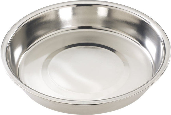 Stainless Steel Puppy Feeding Bowl, Bowls, Crazy Dog Lady