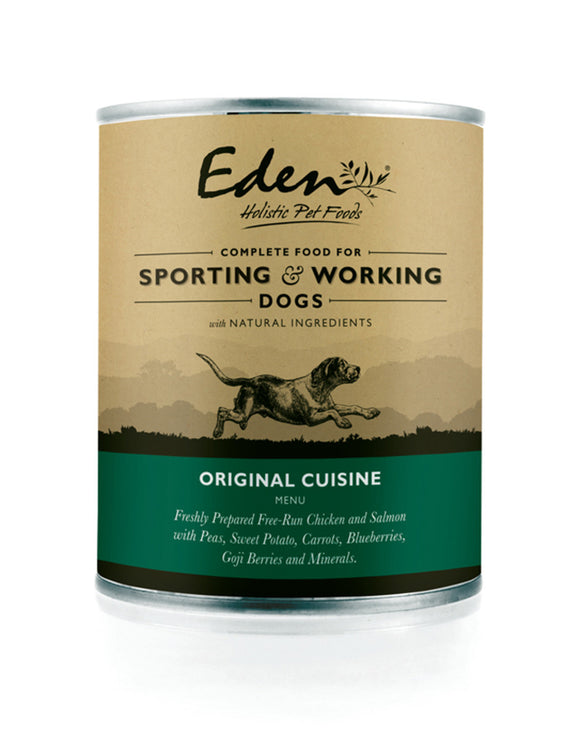Eden Working Dog Wet Food