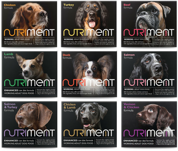 Nutriment Complete Food