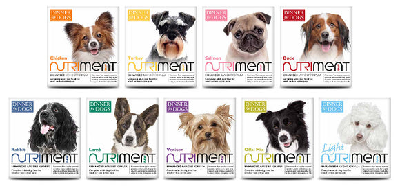 Nutriment Complete Small Dogs
