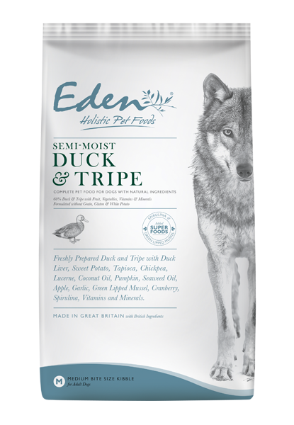 Eden Semi Moist Dog Food