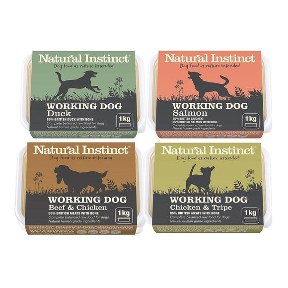 Natural Instinct Working Dog Range