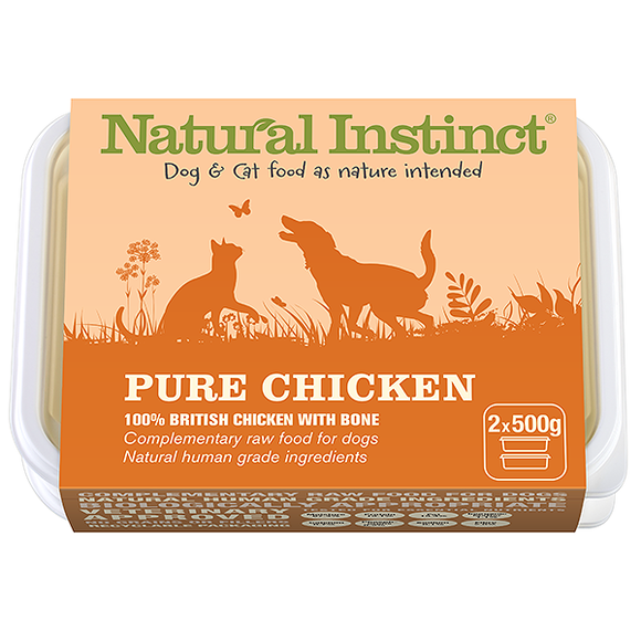 Natural Instinct Pure Range