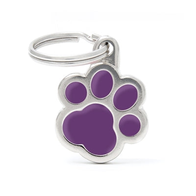 My Family Classic Paw - Purple
