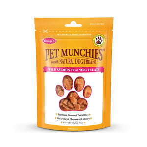 Pet Munchies Wild Salmon Training Treats 50g