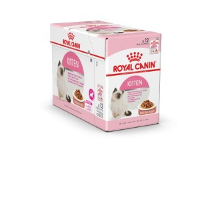 Royal Canin Kitten in Gravy 12x85g