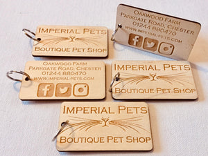 Imperial Pets Keyring