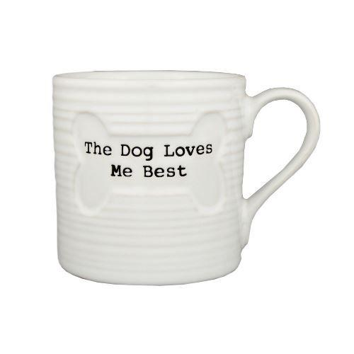 Best in Show Dog Loves Me Best Mug