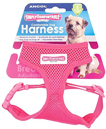 Ancol Simply Comfort Harness Pink