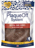 Plaque Off Dental Care Bones