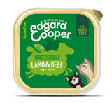 Edgard Cooper Lamb & Beef Cup for cats