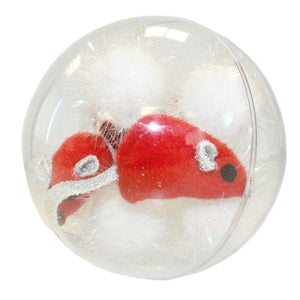 XMAS Happy Pet Cat Bauble